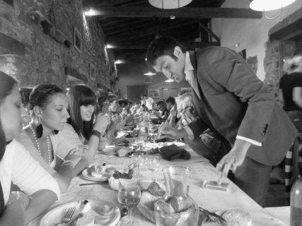 Magicien en restaurant Lyon