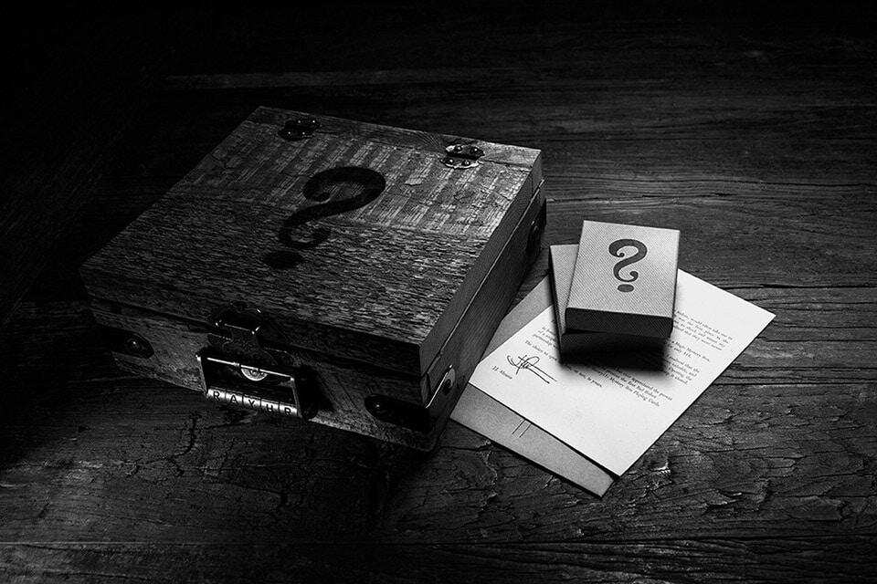 la boite mystère du mentaliste