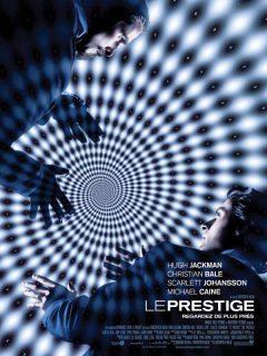 Le prestige film de Christopher Nolan