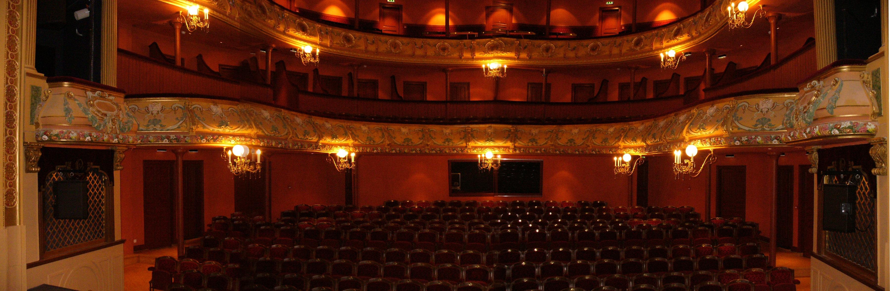 theatre du puy en velay spectacle mentalisme