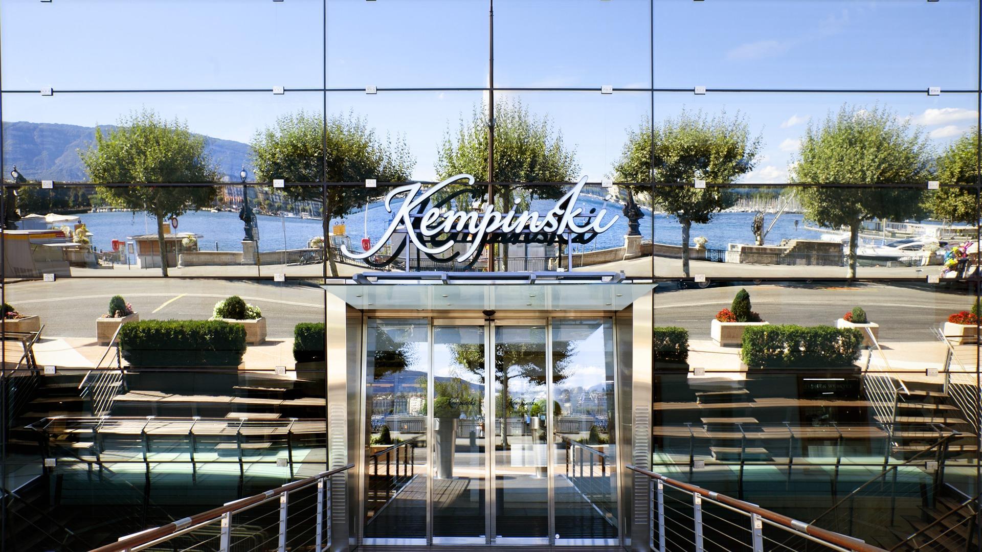 Mentalisme pour une soiree le Grand Hôtel Kempinski Geneve