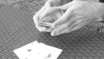 manipulation carte par magicien lyon
