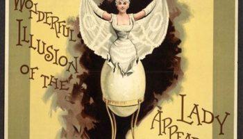 Buatier de Kolta un magicien d'une autre époque Magicien Lyon mentaliste affiche spectacle