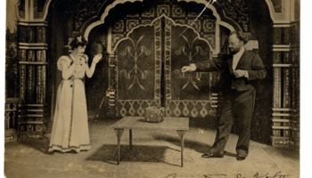 Grand illusion Buatier de Kolta Magicien Lyon mentaliste