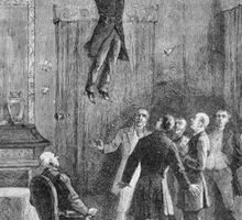 Daniel Dunglas tours de la levitation mentaliste