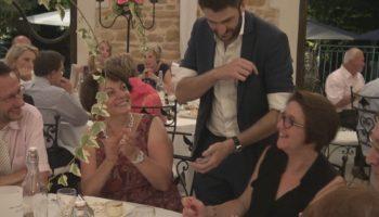 Magicien Rhône Alpes mentaliste lyon soiree mariage animation mariage