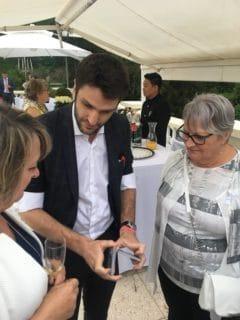 Genève lyon paris magicien mentaliste