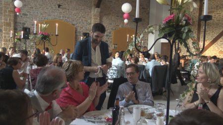Les avantages de la magie pour un repas de mariage