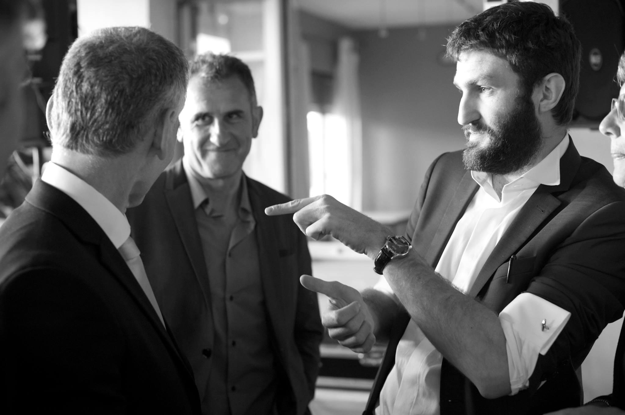 Inauguration d'entreprise Genève magicien