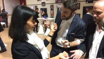 Magicien Mentaliste à Paris pour les entreprises Lyon Geneve et en france