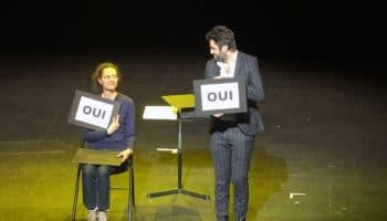Transmission spectacle de mentalisme interactif France Lyon Geneve Paris