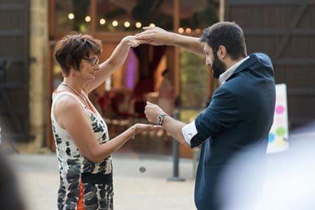 Magicien Mentaliste pour mariage a Lyon Genève Paris