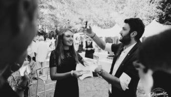 Magicien lyon Geneve pour un mariage