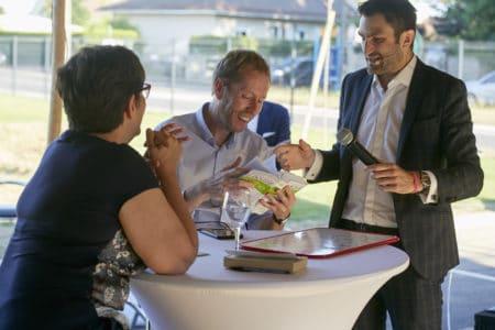 3 bonnes raisons d'animer vos évènements professionnels