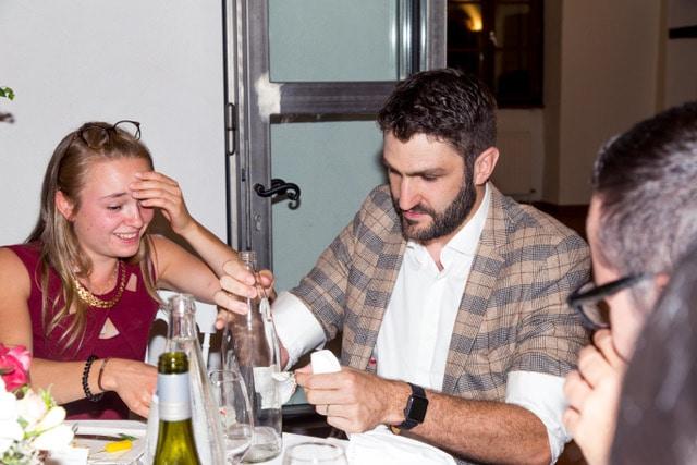 Magicien à Lyon pour votre repas de mariage