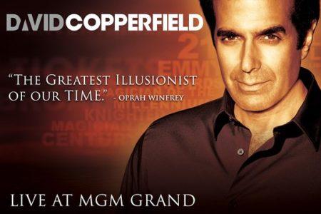 Que devient David Copperfield, le plus grand magicien du monde ?