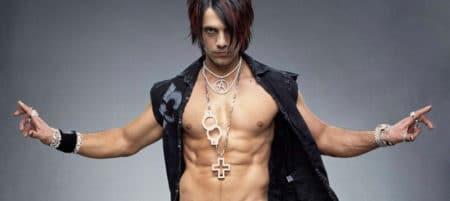 Criss Angel le magicien gothique