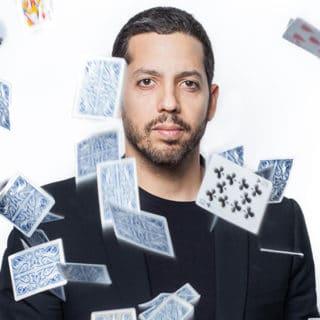 David Blaine, un magicien, un performeur