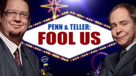 Penn & Teller duo de Magiciens