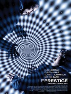 The Prestige un film de magie !
