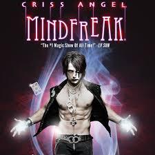 Criss Angel Magiciens célèbres