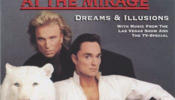Siegfried & Roy duo de magiciens Las Vegas