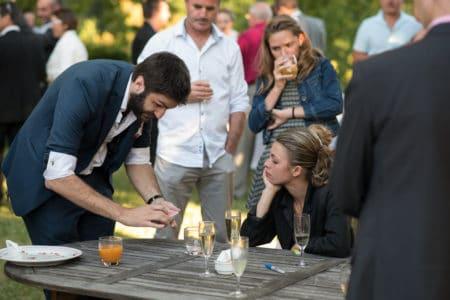Mathieu Grant, magicien mentaliste, illusionniste à Cannes.